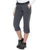 Maier Sports Lulaka Roll Up Hose Damen Graphite